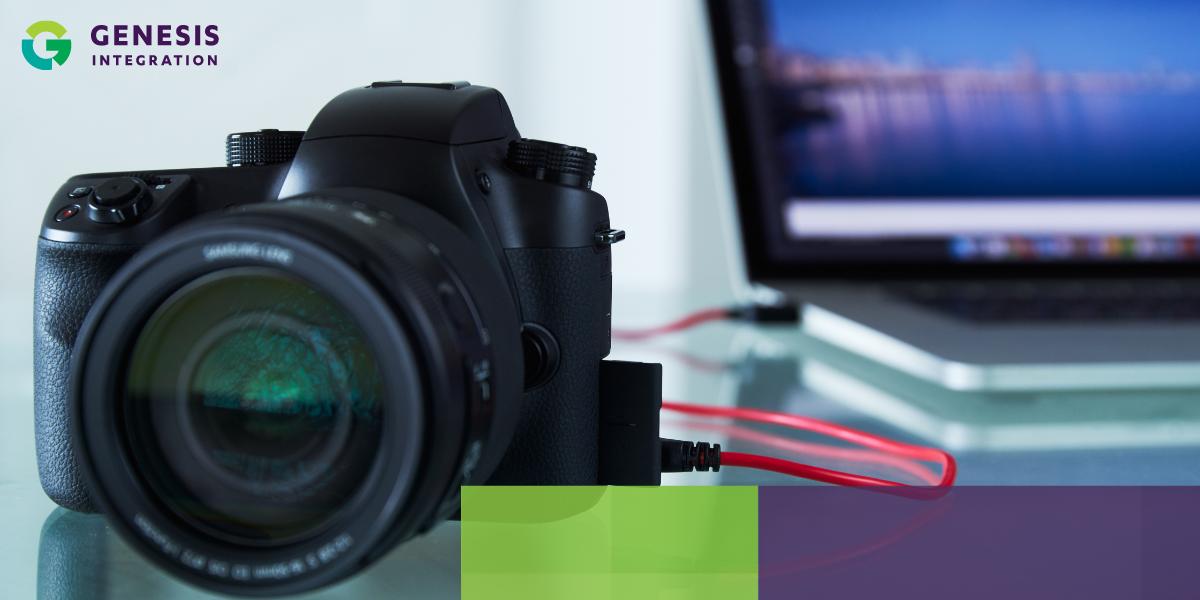Mirrorless Camera Webcam